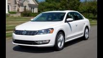 Volkswagen comemora 500 mil unidades produzidas do Passat nos EUA