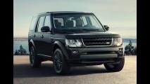 Land Rover Discovery edição Black chega ao Brasil por R$ 319 mil
