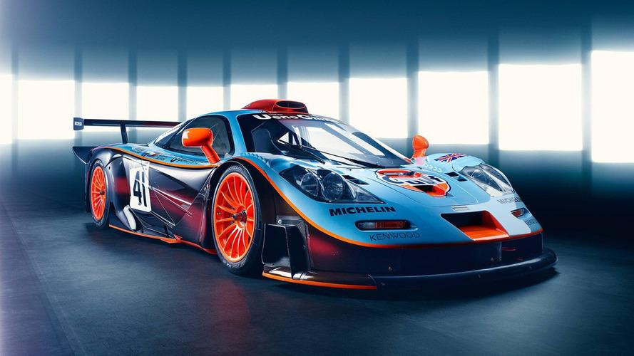 Nostalji Kuşağı: McLaren nefes kesici F1 GTR Longtail'i anıyor