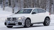 Mercedes-AMG GLC63 Coupe casus fotoğrafları