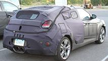 2012 Hyundai Veloster Turbo spied 15.08.2011