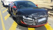 Audi R8 GT accident