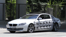 BMW 6-Series 4-door Gran Coupe spy photos in Munich 29.06.2011