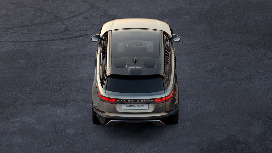 Range Rover Velar 2017, el hermano mayor del Evoque