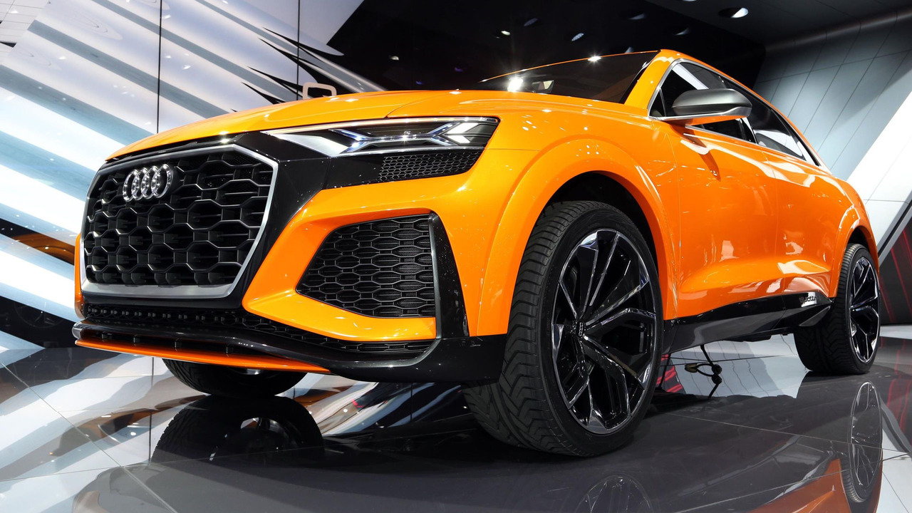 Audi Q8 Render Might Make You Reconsider Suv Coupes