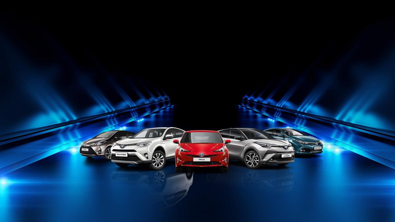 2017 İstanbul Autoshow'da Toyota'dan hibrit şov