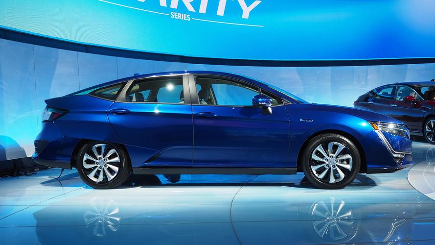 Honda tendrá dos eléctricos en 2018 y un autónomo en 2025