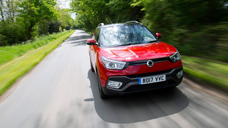 Ssangyong Launches 48-hour Test Drives