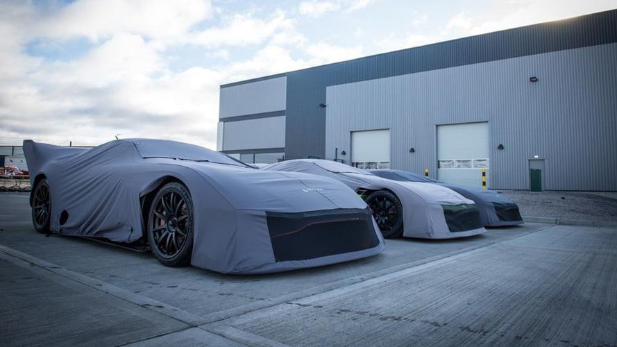 Aston Martin Vulcan primer pedido