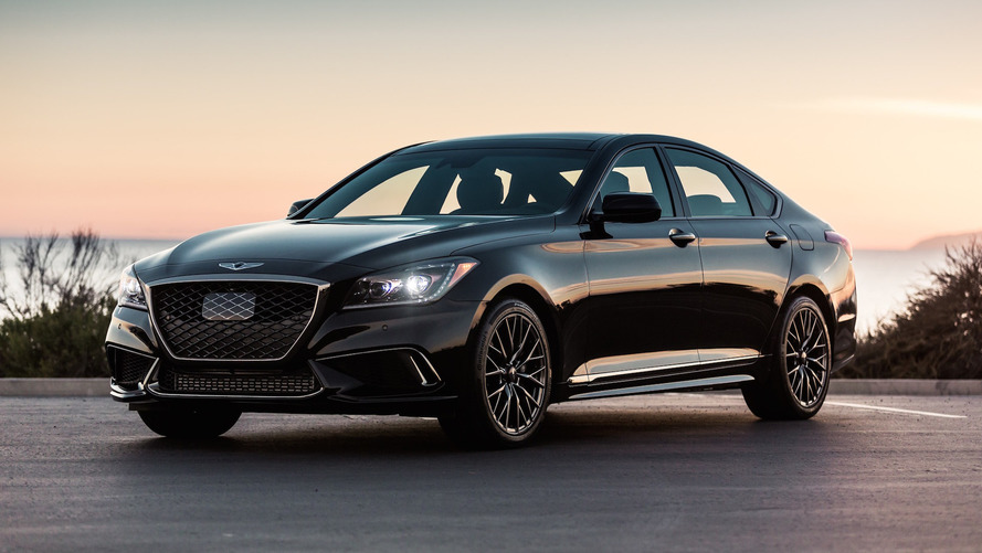 Genesis G80 Sport Gets A $55,250 Price Tag
