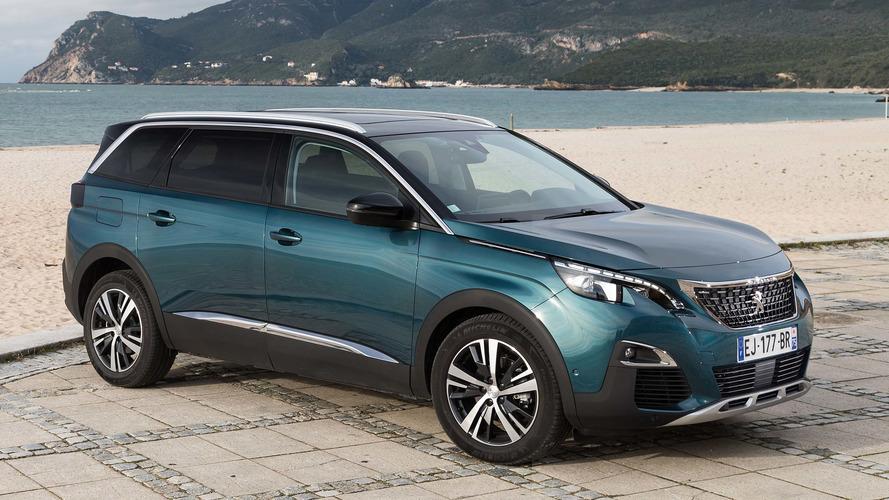 Peugeot confirma 5008 no Brasil em 2018