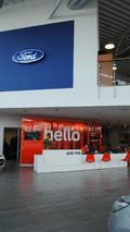 UK Ford dealer