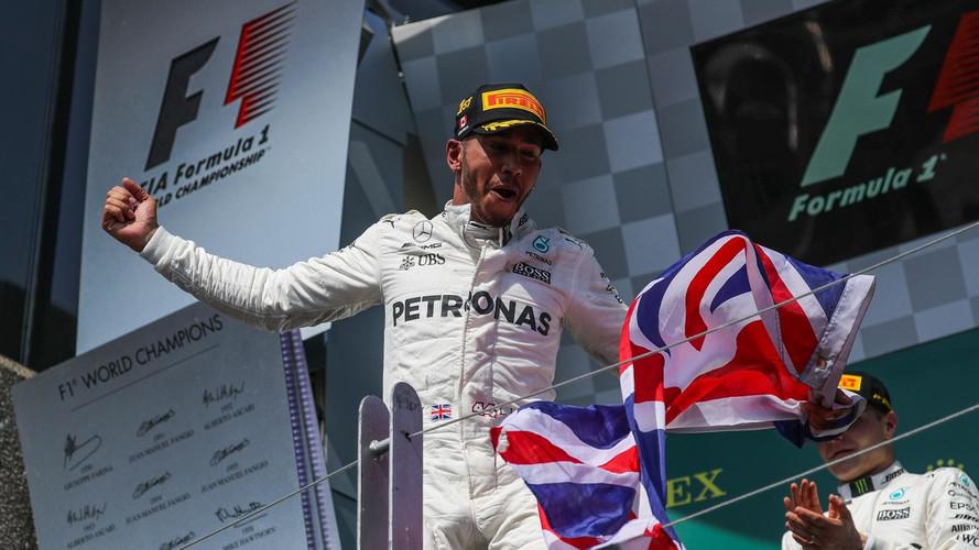 Hamilton veut une concurrence