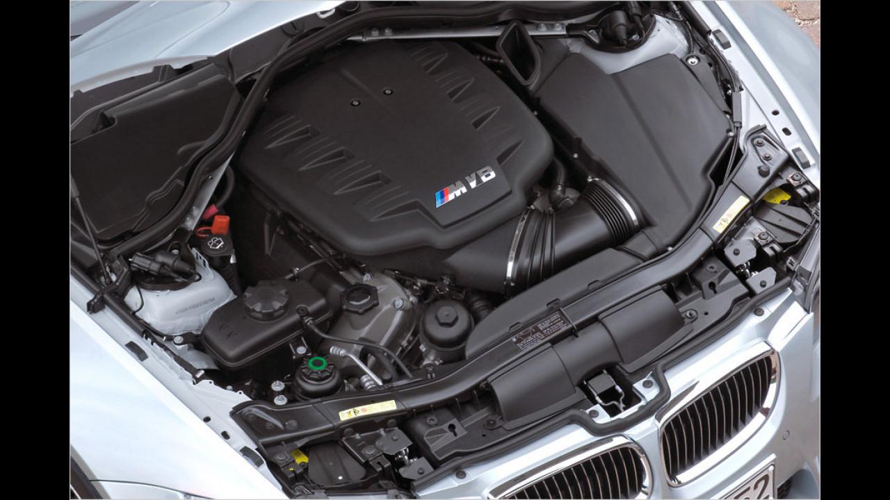 Bester Motor bis 4 Liter: BMW-V8