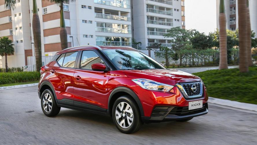 Nissan Kicks brasileiro substitui o mexicano na Argentina