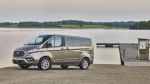 Ford Tourneo Custom facelift