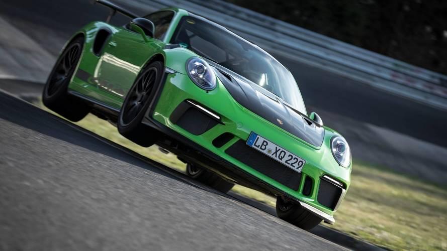 VIDÉO - La Porsche 911 GT3 RS impressionne sur le Nürburgring avec un temps canon