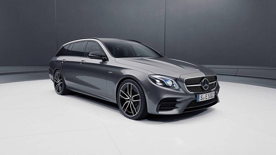 Mercedes E53 Sedan, Wagon Arrive In Style With 429-HP Hybrid Six