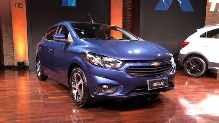 Chevrolet apresenta Onix 2019 mais seguro e equipado; veja preços