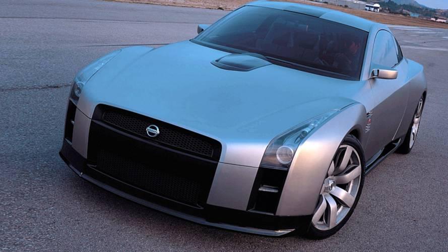 2001 Nissan Skyline GT-R concept