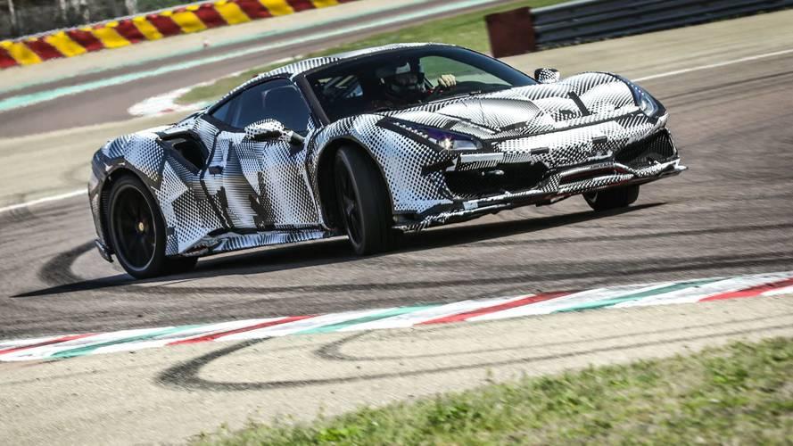 A következő öt évben biztosan nem készül tisztán elektromos Ferrari