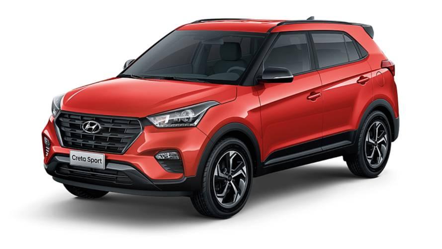 Hyundai Creta 2019 ganha TV digital e nova suspensão na versão Sport - Veja preços