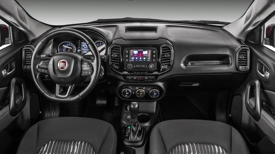 Fiat Toro Freedom 1.8 2018