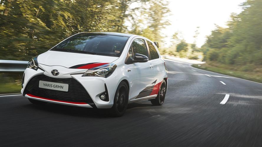 Une Sportive Produite Par Toyota Gazoo Racing En Projet