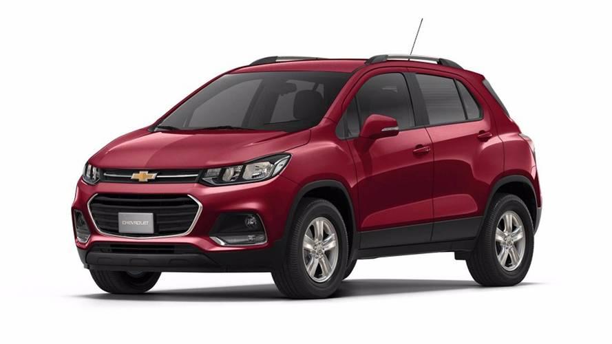 Chevrolet Tracker LT fica mais caro e parte de R$ 85.890