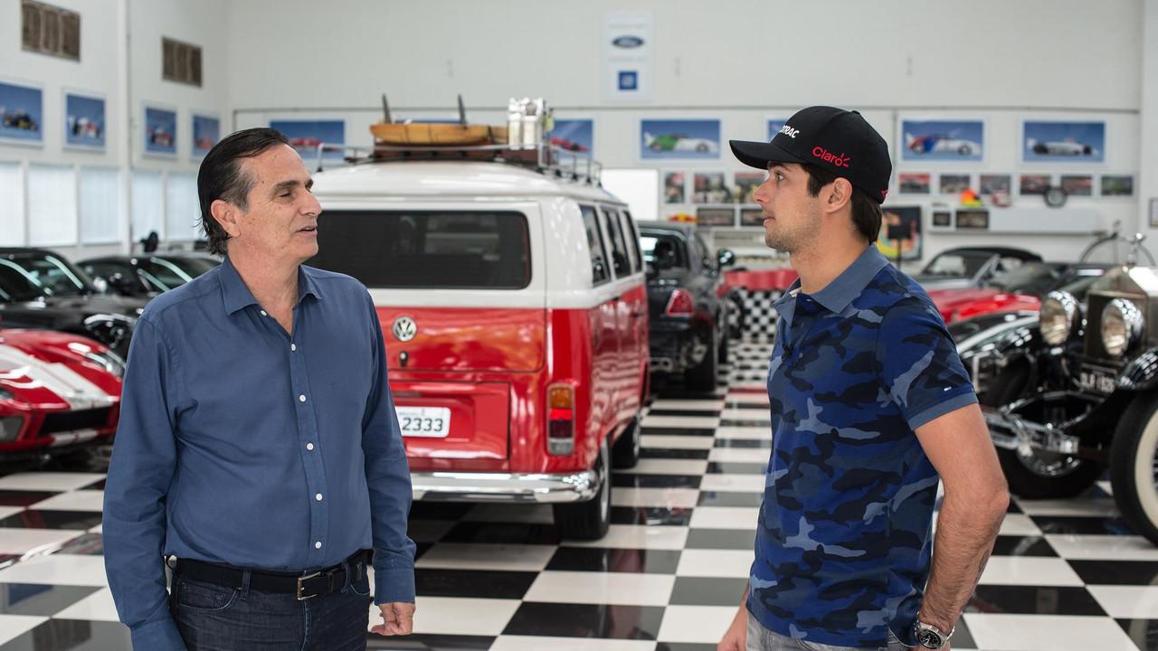 Nelson Piquet e Bruno Piquet - Especial Motorsport.com
