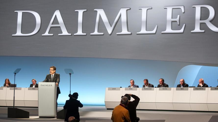 Daimler - Le rachat de Chauffeur Privé est acté