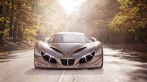 Jaguar X Supercar Concept