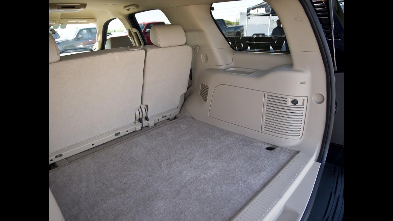 Chevrolet Tahoe Hybrid