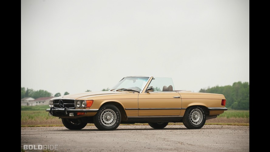 Mercedes-Benz 450 SL Roadster