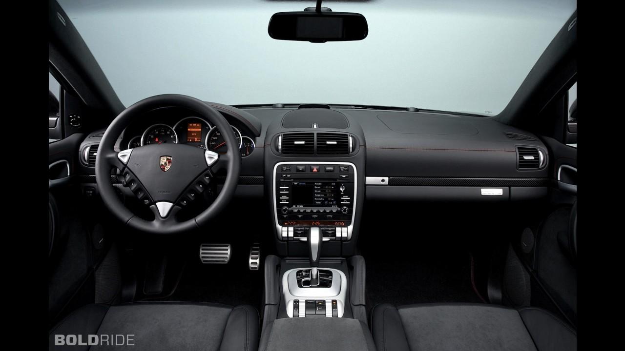 Porsche cayenne s955
