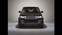 Range Rover Sentinel, a prova di proiettile