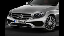 Nuova Mercedes Classe E, il rendering