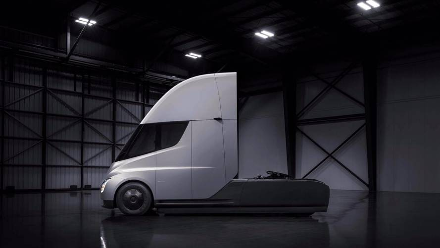 Tesla Semi To Deliver Budweiser As Anheuser-Busch Places 40-Unit Order