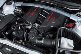 Chevrolet Camaro Z/28: 2013 Bold Ride of the Year