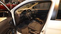 2017 Mitsubishi Mirage G4 at New York Auto Show 2016