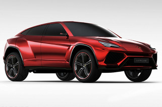 CEO Confirms Lamborghini Urus SUV For Production