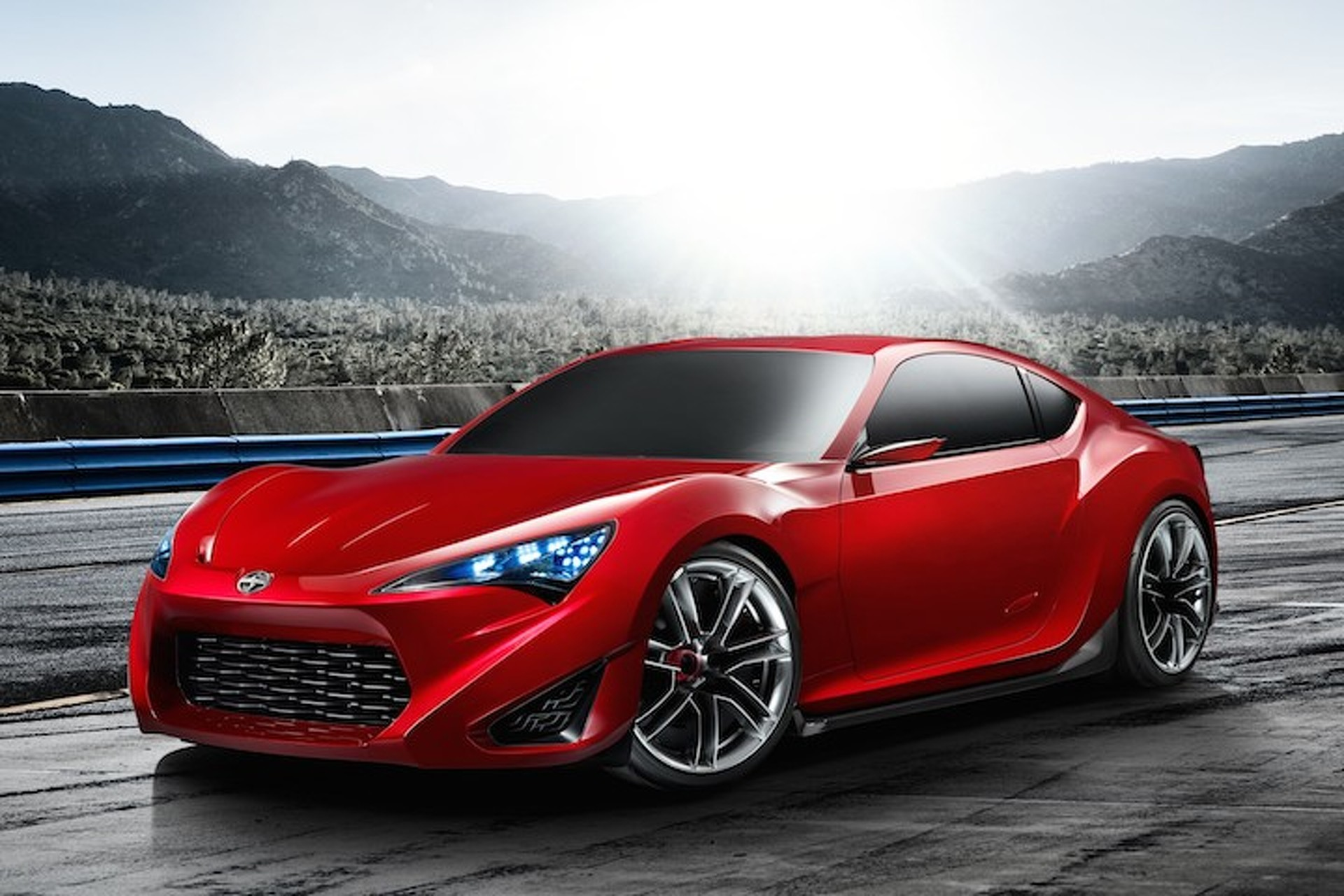 Scion FR-S Hybrid Isn't Happening, Says Toyota