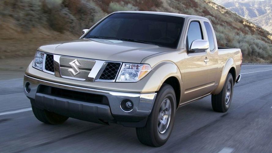 Nissan to Build new Suzuki Pickup (USA)