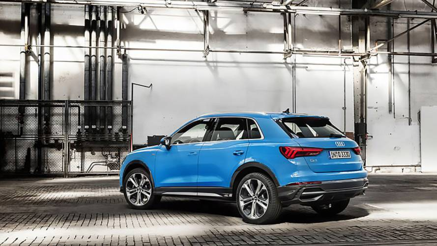 2019 audi q3 how does it stack up to the competition. Black Bedroom Furniture Sets. Home Design Ideas