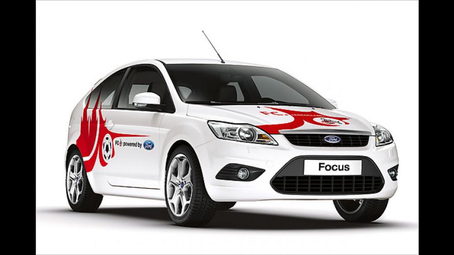 Mer stonn zo Dir, FC Kölle: Exklusiver Ford für FC-Fans