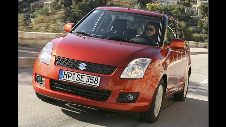 Der Suzuki Swift 1300 DDiS: Wendig, sportlich und schick