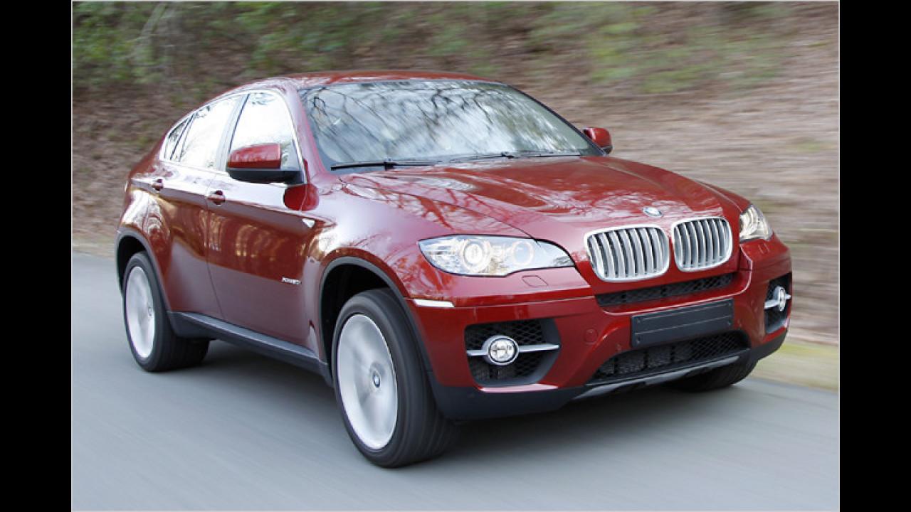 BMW X6 xDrive35d Sport-Automatic