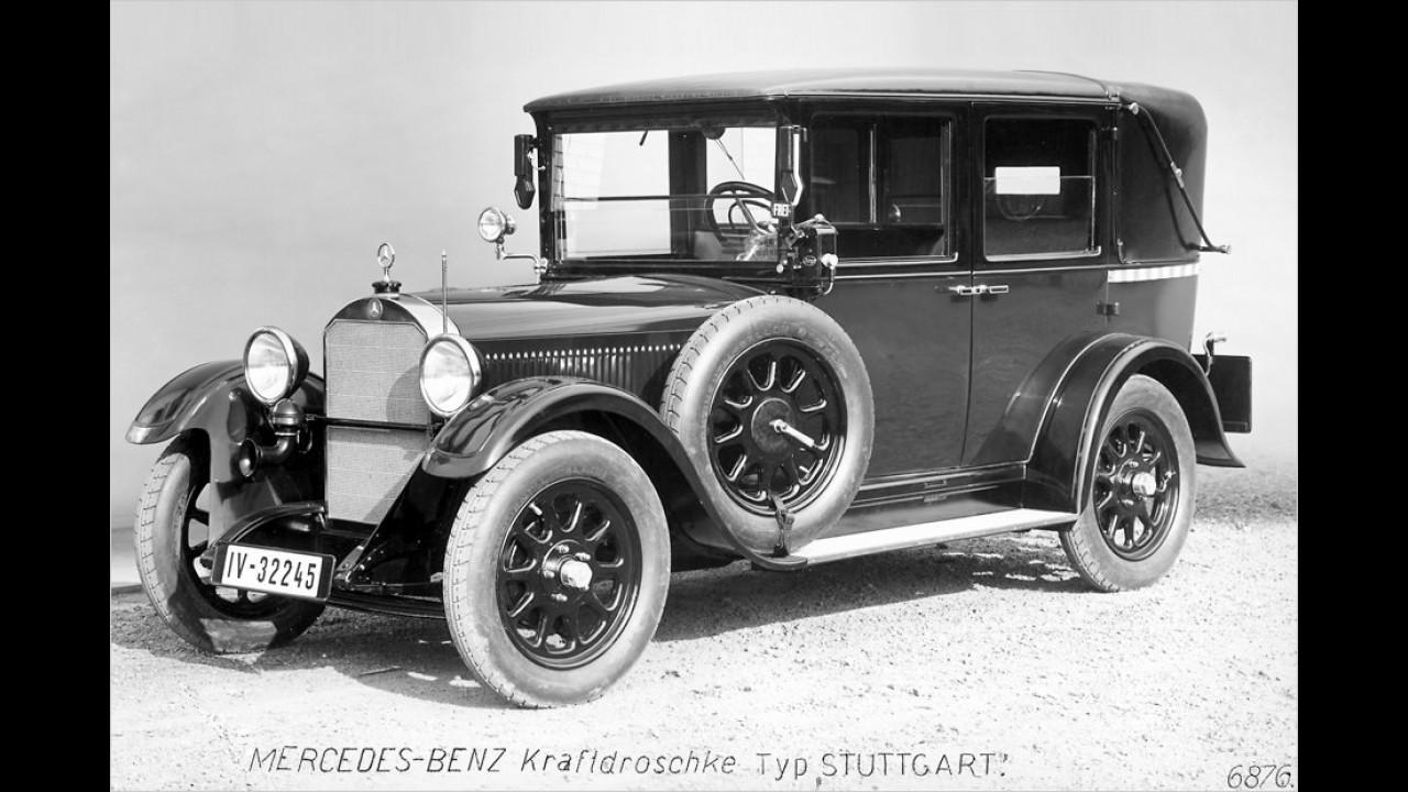 Mercedes 10/50 PS Typ Stuttgart 260 (1929)