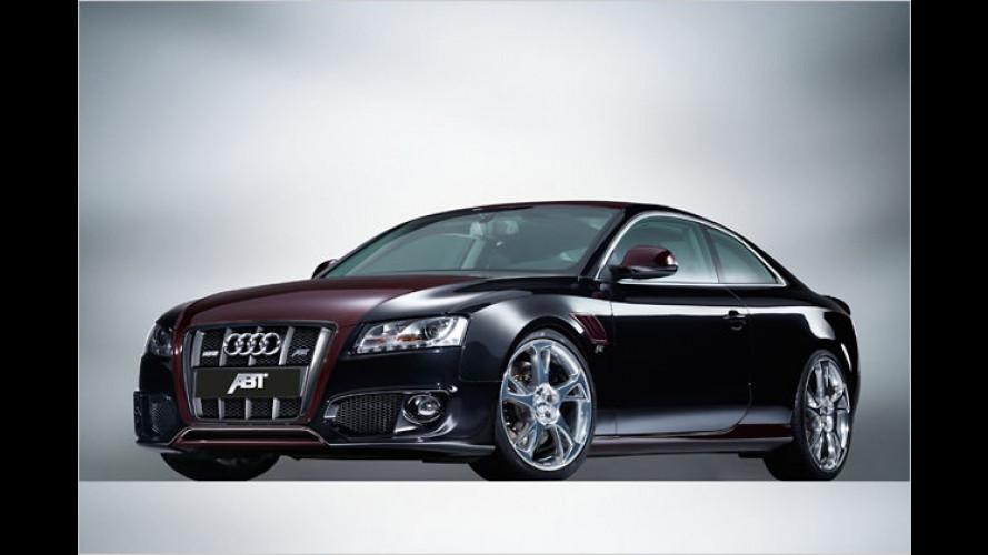 Abt schließt mit dem AS5-R die Lücke in der Modellpalette von Audi