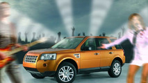 Land Rover Freelander II Dolby Pro Logic Surround Sound
